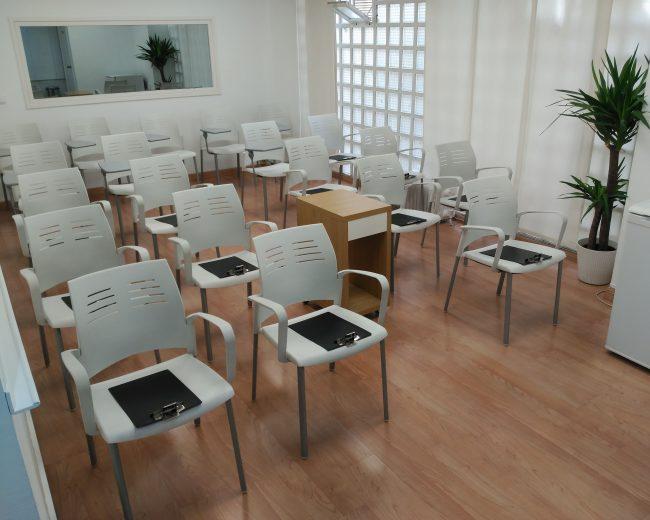 Sala 4 Classroom