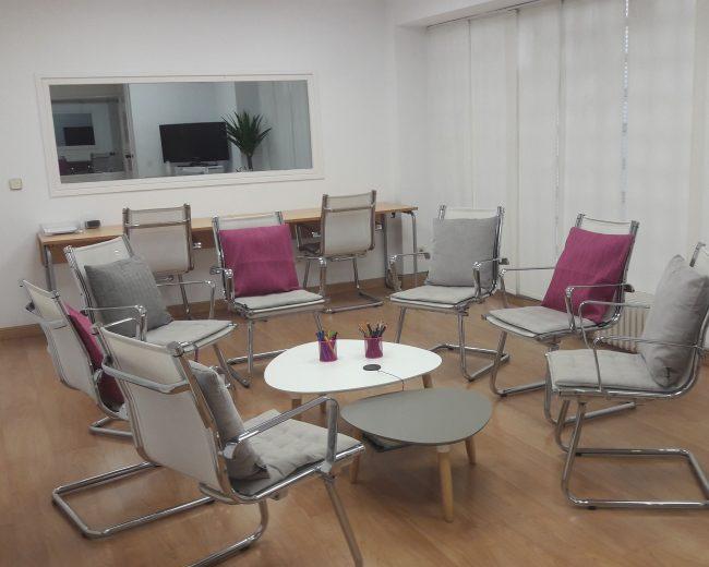 Sala 4 sillones